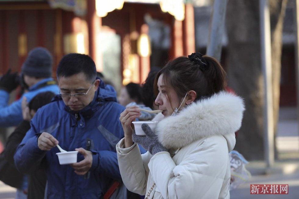 每年这时北京这都排队