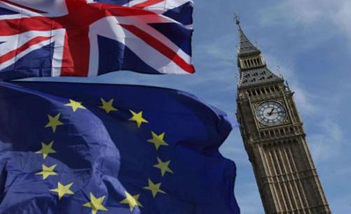 """英国""""脱欧"""" """"脱欧""""过渡期将于2020年末结束"""