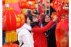 河北石家庄年俗文化节开幕 图