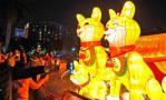 福州元宵花灯已盛开