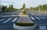 石家庄中山路提升改造第二期工程21日施工