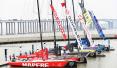 沃尔沃环球帆船赛第七赛段东风队获亚军