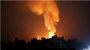 美英法发射百余枚导弹 叙利亚三处目标同时遭袭