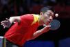 中国男乒全胜战绩晋级团体锦标赛八强