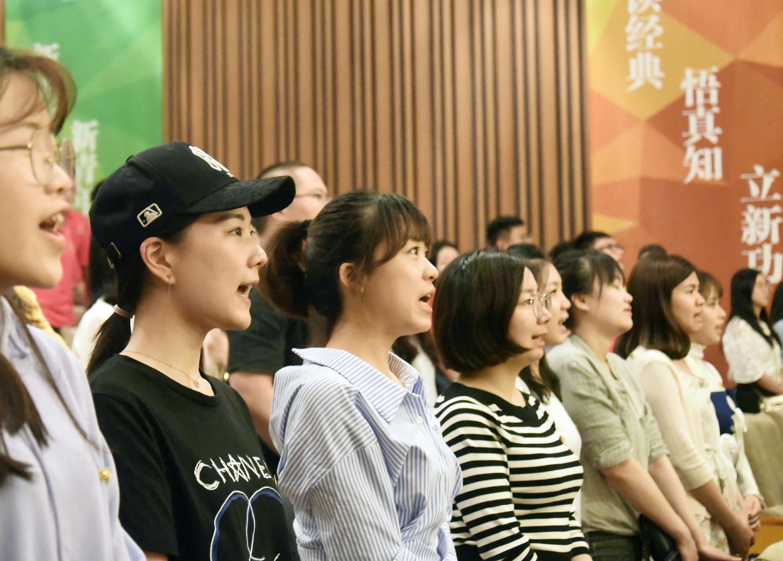 """浙江省级文化系统举办""""文化青年说""""主题活动"""