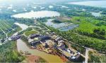 济西湿地开园倒计时 经过5年多的生态修复已经初具规模