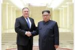 美国务卿称美企可在朝鲜弃核后前往投资 青瓦台:越快越好