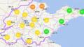 16日山东半岛空气质量为优良 鲁中鲁西北为良至轻度污染