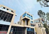 洛阳国家大学科技园二期项目快速推进