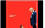 """假新闻?时代周刊封面移民女孩被曝未与母亲分离 特朗普要""""反杀""""?"""