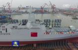 揭秘055型导弹驱逐舰:具备远程对陆精确打击能力