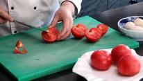 食养斋:西红柿炒鸡蛋防癌抗衰老又好吃