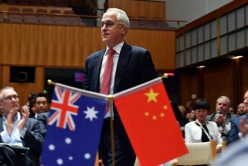 澳总理外长同一天对华示好 中澳关系转暖?