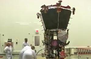 NASA探测器11日升空 将近距离揭开太阳神秘面纱