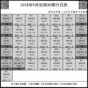 中秋节前最堵一天即将到来 郑州交警发布双节出行提示
