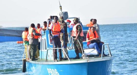 坦尚尼亞沉船事故死亡人數升至126人