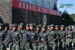 """武警部队举行第二届""""巅峰""""特战比武竞赛"""