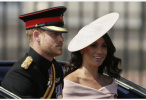 父凭子贵?梅根为王室添新丁 女王授予哈里新头衔