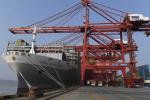 宁波舟山港年集装箱吞吐量首破2500万标准箱