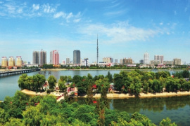 南陽市通過國家水生態文明城市建設試點驗收