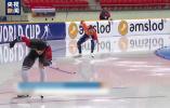 破纪录创历史!宁忠岩速度滑冰世界杯1500米夺金