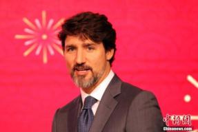 妻子痊愈后 加拿大总理特鲁多称自己将继续隔离