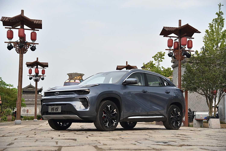 基于@LIFE平台打造/全铝车身 奇瑞新能源蚂蚁9月10日上市