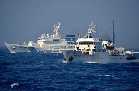 日本大规模增造9艘巡逻船 监视中国舰船在钓鱼岛行动