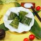 """端午粽""""抢鲜""""上市,怎样健康科学吃粽子"""