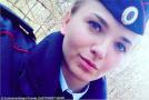 """警探梦竟这样破灭 俄女孩因""""人生污点""""被警察学校开除"""