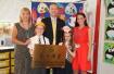 苏格兰第一所小学孔子课堂举行揭牌仪式
