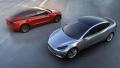 特斯拉Model3 将推4种里程