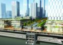 """江北新区CBD将建超大""""地下城"""" 四条地铁在此交会"""