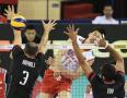 中国男排复仇埃及 世界男排联赛两连胜