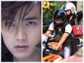 贺军翔与初恋女友结婚生女 二人情缠13年女友相貌平凡