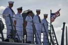 美国人当兵图啥?有人想加入海军免费周游世界