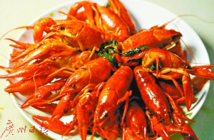 夏日正当红:紫苏小龙虾