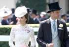 凯特王妃蕾丝裙迷人