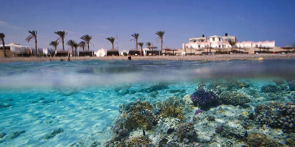 对炎炎夏日说不 奔向全球12处最美潜水胜地