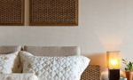 42平开放的木作装饰效果 聚焦于室内的空间