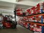 四川省红十字会首批救灾物资抵达茂县