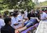 泰国大象受狗惊吓失控 4名中国游客被甩下受伤