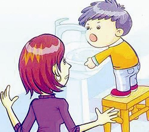 预防手足口病,孩子要勤洗手.(资料图片)图片