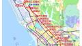 深圳轨道四期规划获批,到2022年,深圳将形成15条线路(附最新平面示意图)