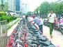 济南泉城路要取缔所有路面汽车停车位 设非机动车位