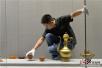 7月28日到河北博物院看《茶马古道――八省区文物联展》
