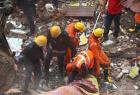 孟买居民楼垮塌