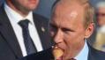 俄罗斯国礼级冰淇淋火进中国包子铺 普京卖力代言