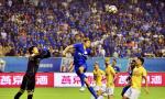 足协杯半决赛:金基熙进球 申花1-0