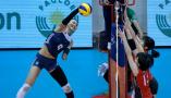 女排亚锦赛中国输日本无缘决赛 与韩国争季军